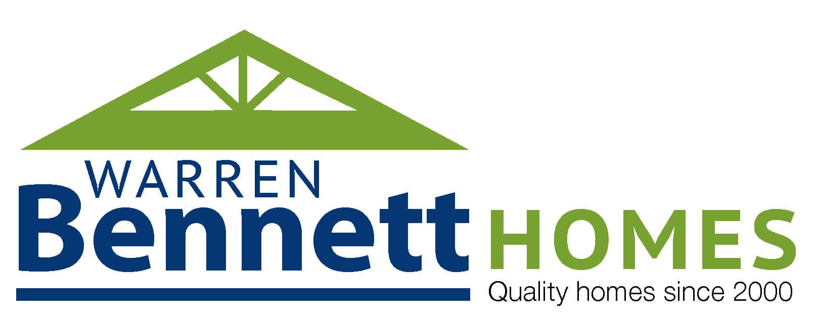 Warren Bennett landscape logo